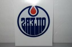 EDMONTON OILERS  DIY Stickers Decals GREAT for YETI