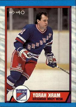 1989-90 O-Pee-Chee Hockey Base Singles #252-330