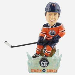 #97 CONNOR MCDAVID NHL EDMONTON OILERS TUNDRA SERIES BOBBLEH