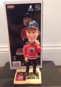 Connor McDavid Edmonton Oilers NHL Draft Day Bobblehead