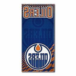 "Edmonton Oilers  28"" x 58"" Shadow Beach Towel"
