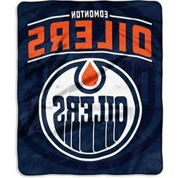 "The Northwest Company Edmonton Oilers Hip Check 50"" x 60"" Ra"