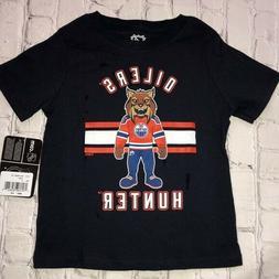 "Edmonton Oilers ""Hunter"" Tee Sz 4T"