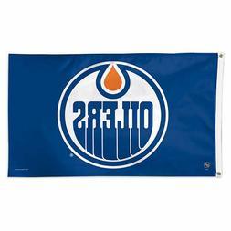 Edmonton Oilers Large Flag