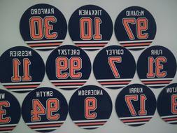 Edmonton Oilers Legends Fridge Magnets - Pick a player - Rou