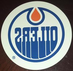 edmonton oilers logo magnet nhl hockey rogers