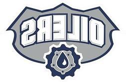 Edmonton Oilers Logo NHL Color Die Cut Vinyl Decal Sticker -