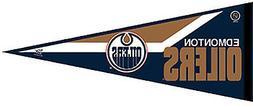 Edmonton Oilers NHL 12 X 30 Felt Pennant