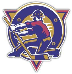 "Edmonton Oilers NHL Car Bumper Sticker Decal ID:3 ""SIZES"""