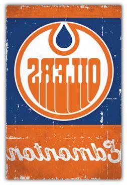 "Edmonton Oilers NHL Car Bumper Sticker Decal ID:2 ""SIZES"""