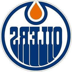 Edmonton Oilers NHL Color Die Cut Vinyl Decal Sticker - New