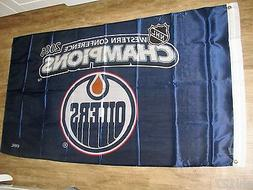 Edmonton Oilers NHL HOCKEY 2006 WC Champions PLAYOFF Car Aut