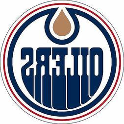 Edmonton Oilers NHL Hockey bumper sticker window wall decor,