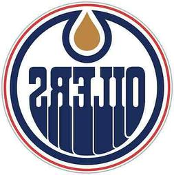 Edmonton Oilers NHL Hockey Car Bumper Locker Notebook Sticke