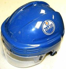 Edmonton Oilers NHL Hockey Team Logo Blue SportStar Player M
