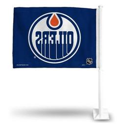 edmonton oilers nhl licensed 11x14 window mount
