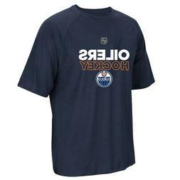 Edmonton Oilers NHL Adidas Men's Navy Blue ClimaLite 2017 Au
