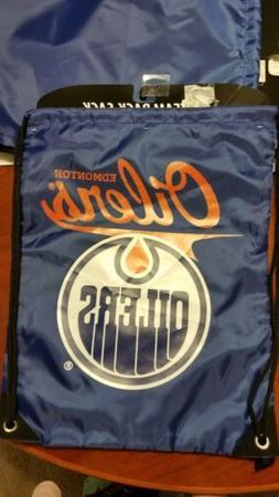 Edmonton Oilers  Official NHL Nylon Back-Sack