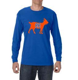Edmonton Oilers Wayne Gretzky Goat Long sleeve shirt