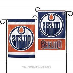 Edmonton Oilers WC Garden Flag Premium 2-Sided Outdoor House