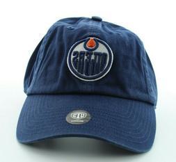OTS Edmonton Oilers Womens Hat, NHL Womens Ball Cap with Log