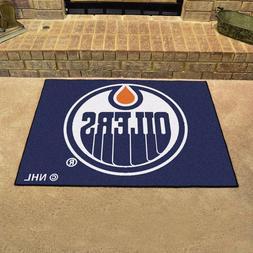 """Fan Mats Edmonton Oilers All-Star Mat, 34"""" x 45"""""""