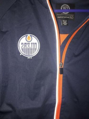 Edmonton Jacket NHL apparel