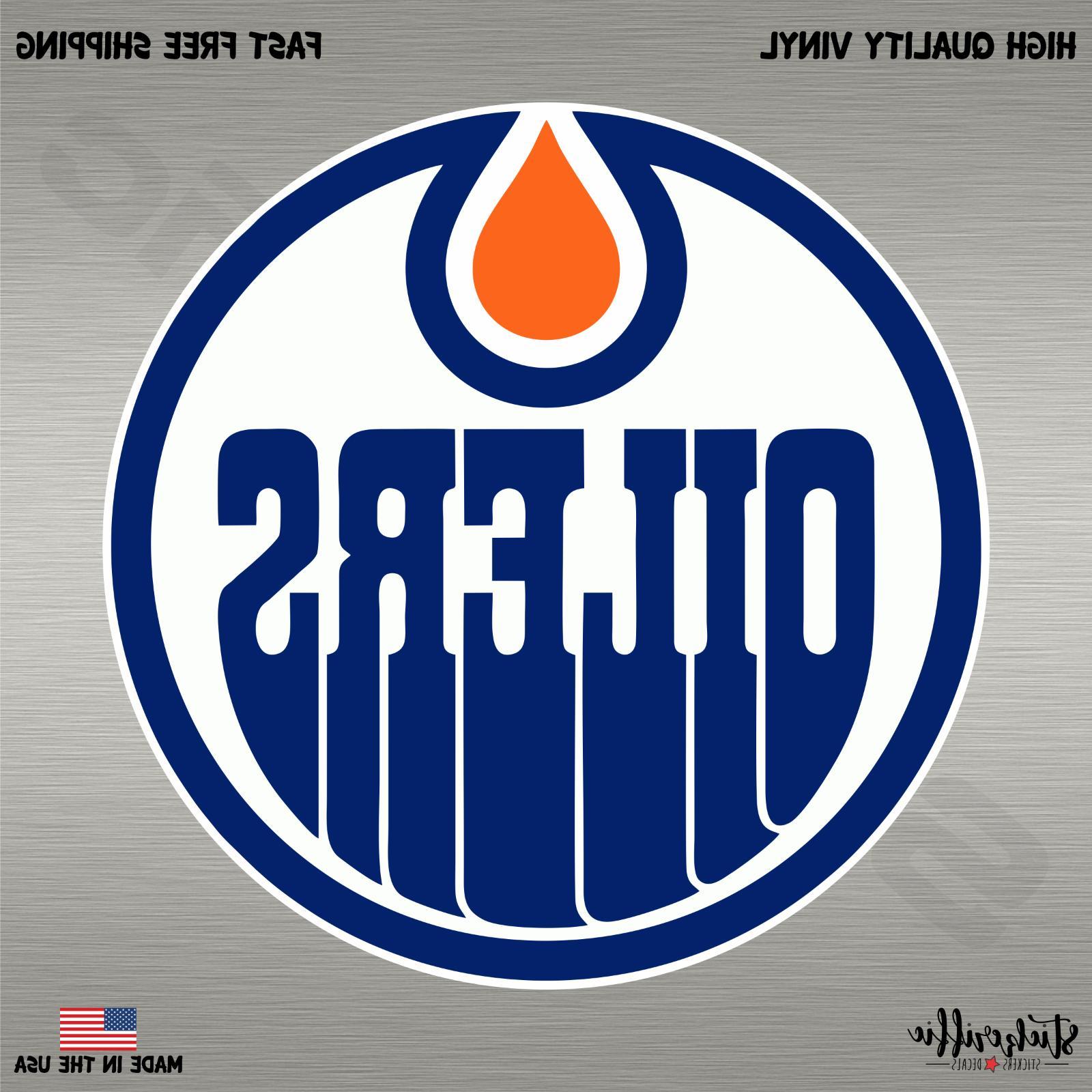 edmonton oilers nhl hockey full color logo