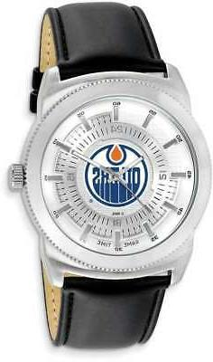 Mens NHL Edmonton Oilers Vintage-Style Watch