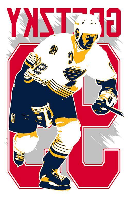 WAYNE GRETZKY FAN Edmonton Oilers