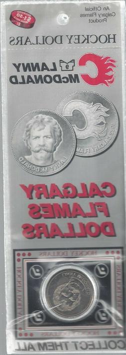 Lanny McDonald 1983 Oilers Hockey Dollar Collectable Coin