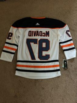 mens hockey jersey connor mcdavid 97 edmonton