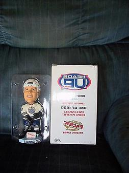 MIKE COMRIE 2002/3 pacific heads ups bobble head oilers new