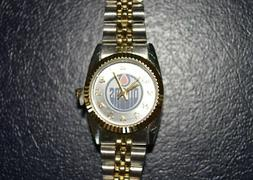 New Official NHL Ladies Edmonton Oilers watch FREE SHIPPING