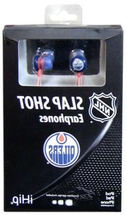 NHL Edmonton Oilers iHip Logo Earbud