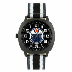 NHL Edmonton Oilers Men's Ice Watch