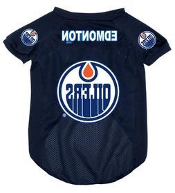 NHL Edmonton Oilers Pet Jersey,  Small