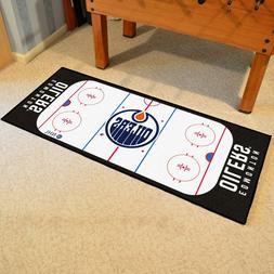 NHL Edmonton Oilers Rink Mat