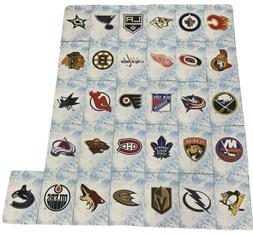 NHL Logo Hockey Decal Stickers Ice Design Choose Your Team P
