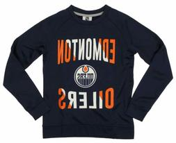 Outerstuff NHL Youth/Kids Edmonton Oilers Performance Fleece