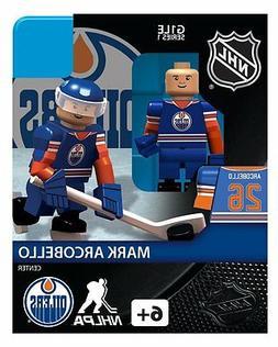 NHL Edmonton Oilers Mark Arcobello OYO Figure NEW Toys Hocke