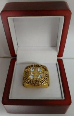 Wayne Gretzky - 1988 Edmonton Oilers Stanley Cup Hockey Ring